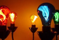 Flicker Flame Light Bulb Imitates The Look Of A Flickering Candle inside sizing 1280 X 720