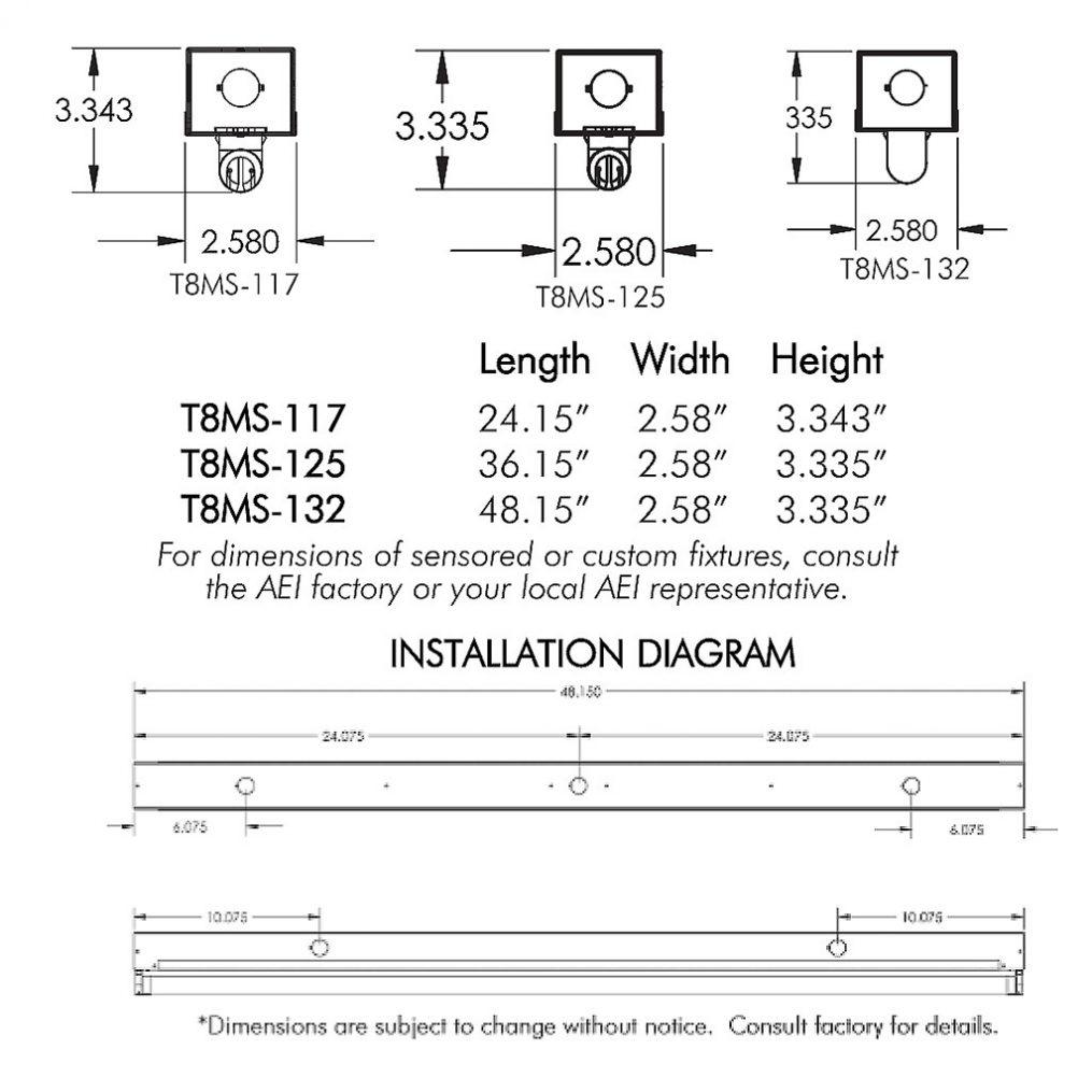 Fluorescent Light Bulb Standard Sizes • Bulbs Ideas