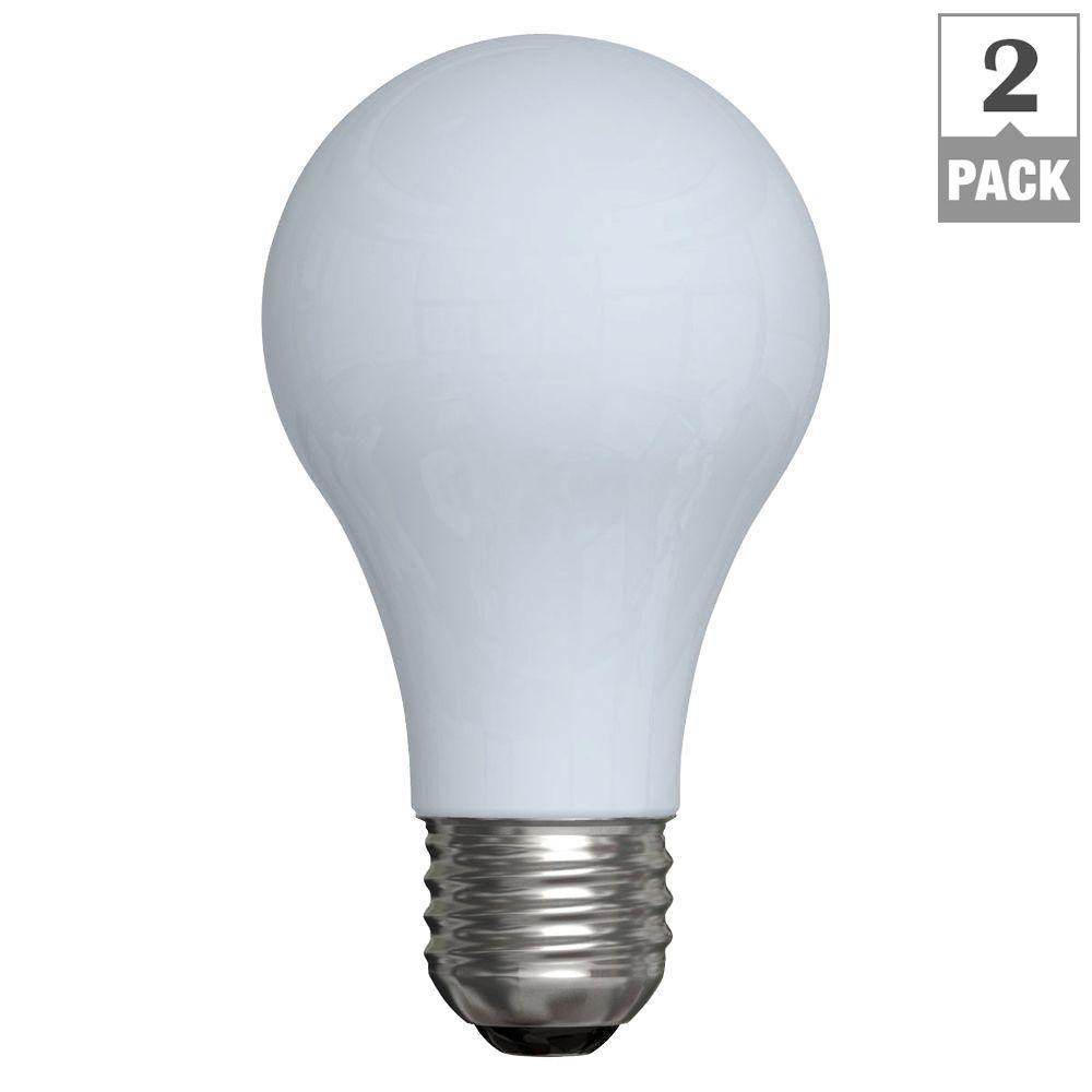 Ge 50100150 Watt Incandescent A21 3 Way Light Bulb 2 Pack 50150 pertaining to size 1000 X 1000