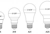 Home Lighting 101 A Guide To Understanding Light Bulb Shapes Sizes with proportions 2568 X 1340