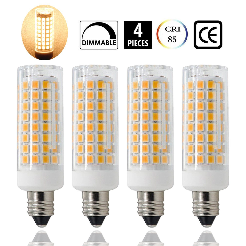 Jd E12 Led: Jd E11 Light Bulb 75w
