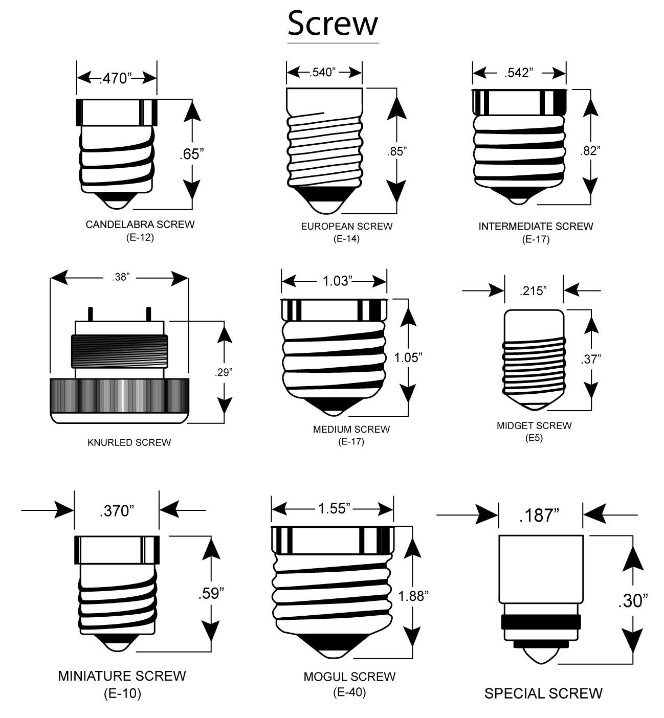 Type B Bulb Base • Bulbs Ideas