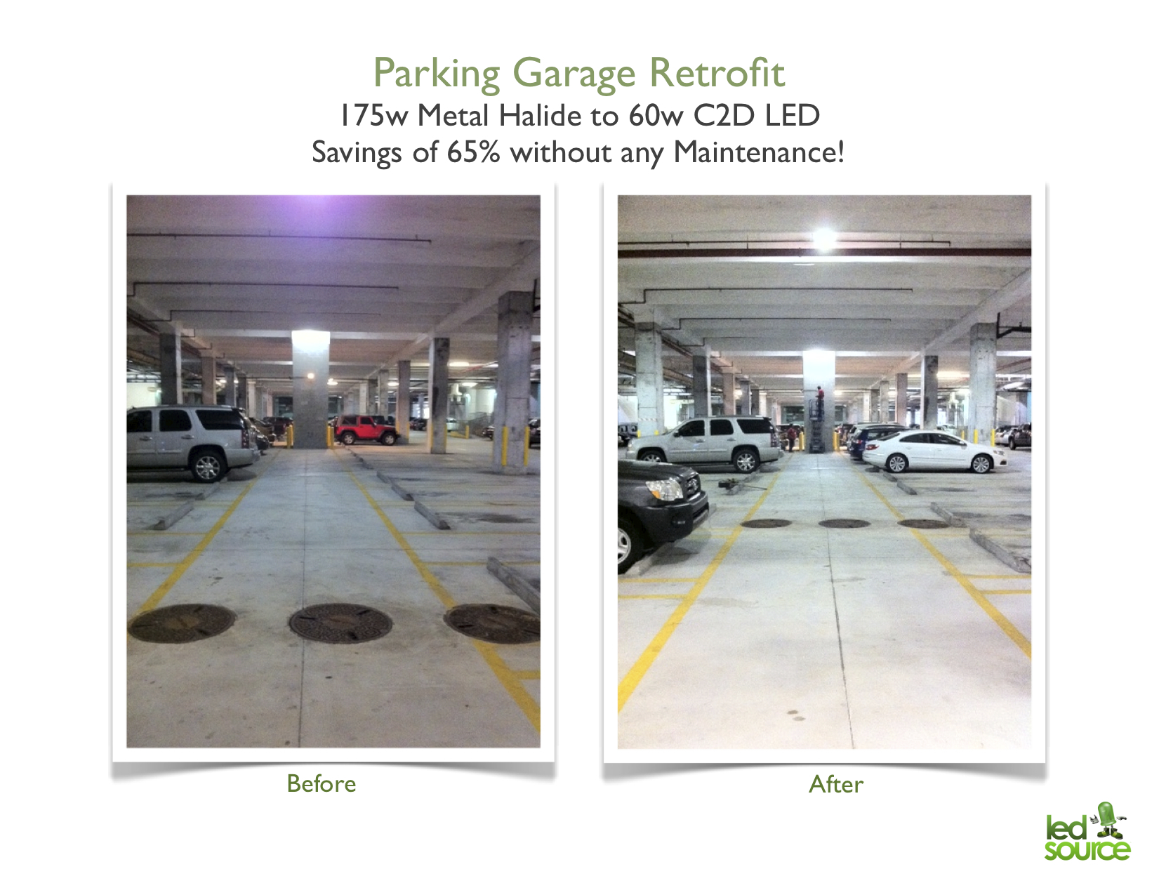 Parking Garages And Led Lighting The Perfect Combination regarding measurements 1651 X 1275