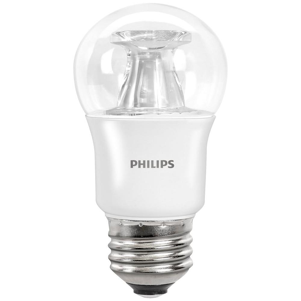 Philips 40 Watt Equivalent A15 Dimmable Led Light Bulb Soft White in sizing 1000 X 1000