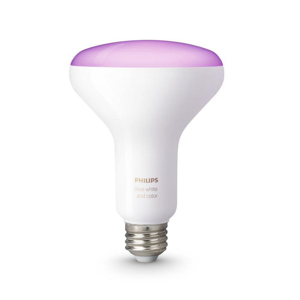 Philips Hue White And Color Ambiance Br30 Led 65w Equivalent throughout size 1000 X 1000