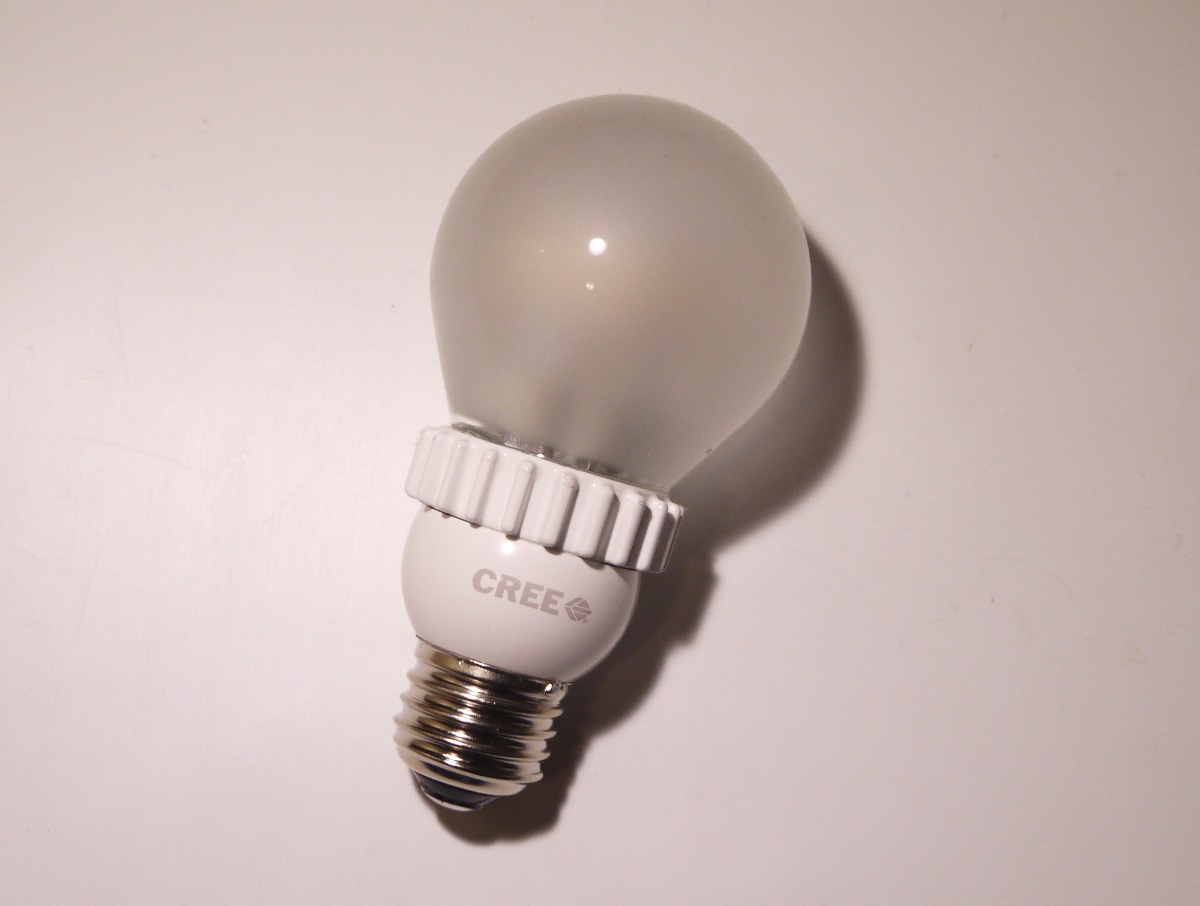Problems With Cree Led Light Bulbs And The Garage Door Opener intended for dimensions 1200 X 906
