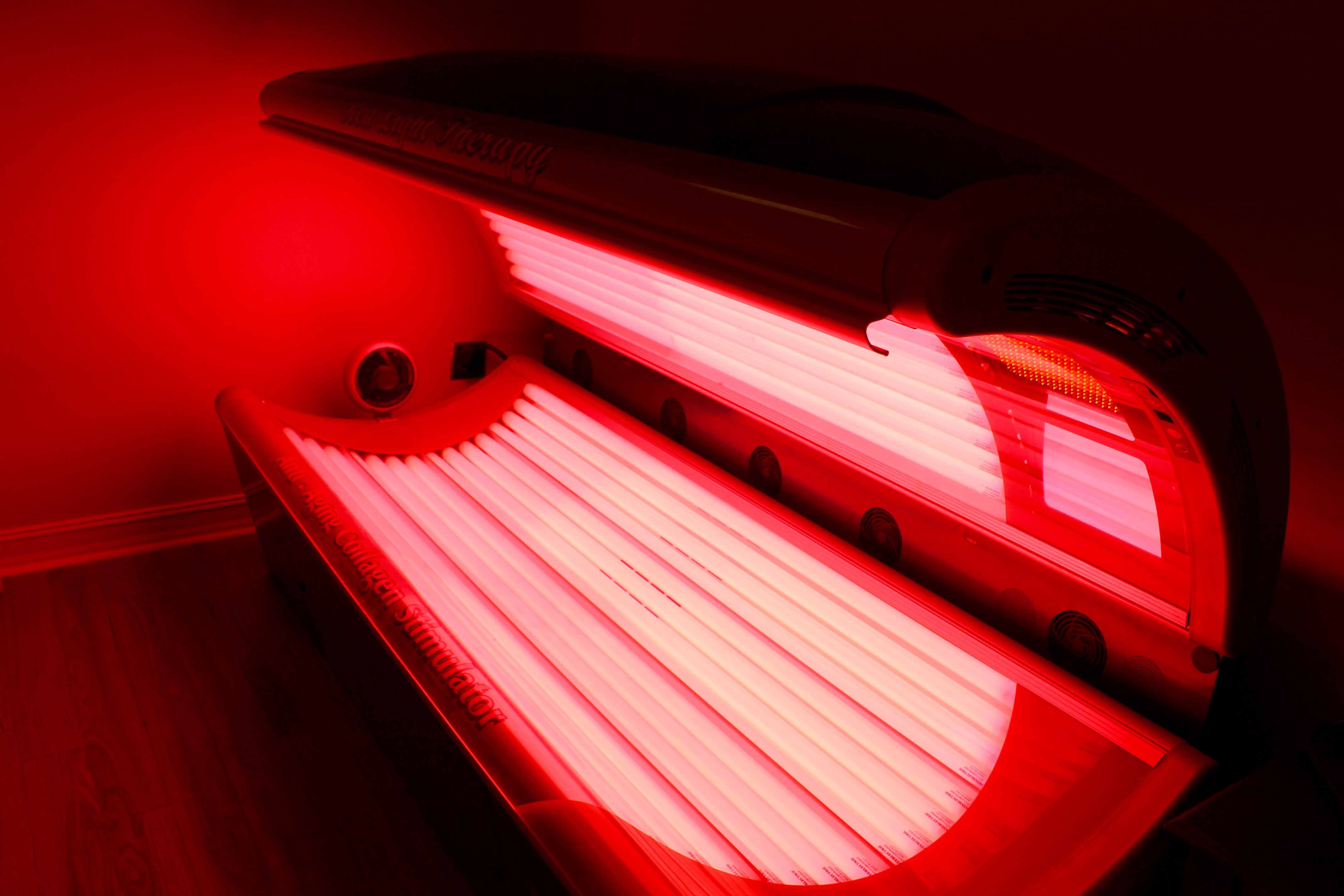 Red Light Tanning Bed Bulbs Bulbs Ideas