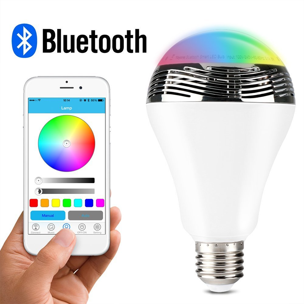 The Light Bulb That Did It All The 1one Wireless Bluetooth regarding proportions 1000 X 1000