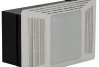 Broan 50 Cfm Ceiling Bathroom Exhaust Fan With Light And Heater 659 pertaining to size 1000 X 1000