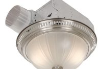 Broan Decorative Satin Nickel 70 Cfm Ceiling Bathroom Exhaust Fan intended for measurements 1000 X 1000