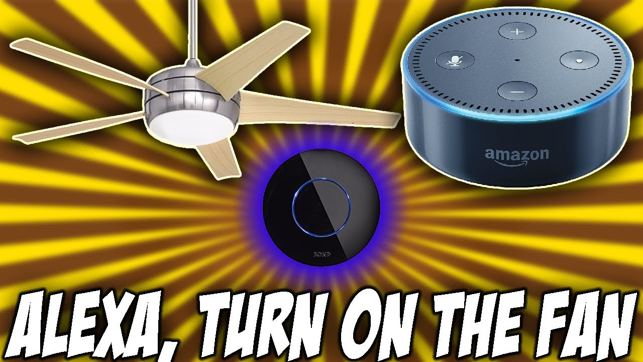 Control Your Ceiling Fan With Your Phone Alexa Ga Ifttt More for proportions 1280 X 720