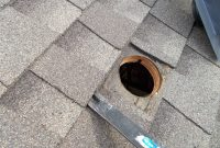 Lighting Venting A Bathroom Exhaust Fan Through The Roof Http regarding measurements 1568 X 1176