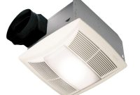 Nutone Qt Series Quiet 130 Cfm Ceiling Bathroom Exhaust Fan With with regard to size 1000 X 1000