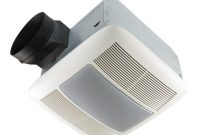 Nutone Qt Series Very Quiet 110 Cfm Ceiling Bathroom Exhaust Fan with regard to proportions 1000 X 1000