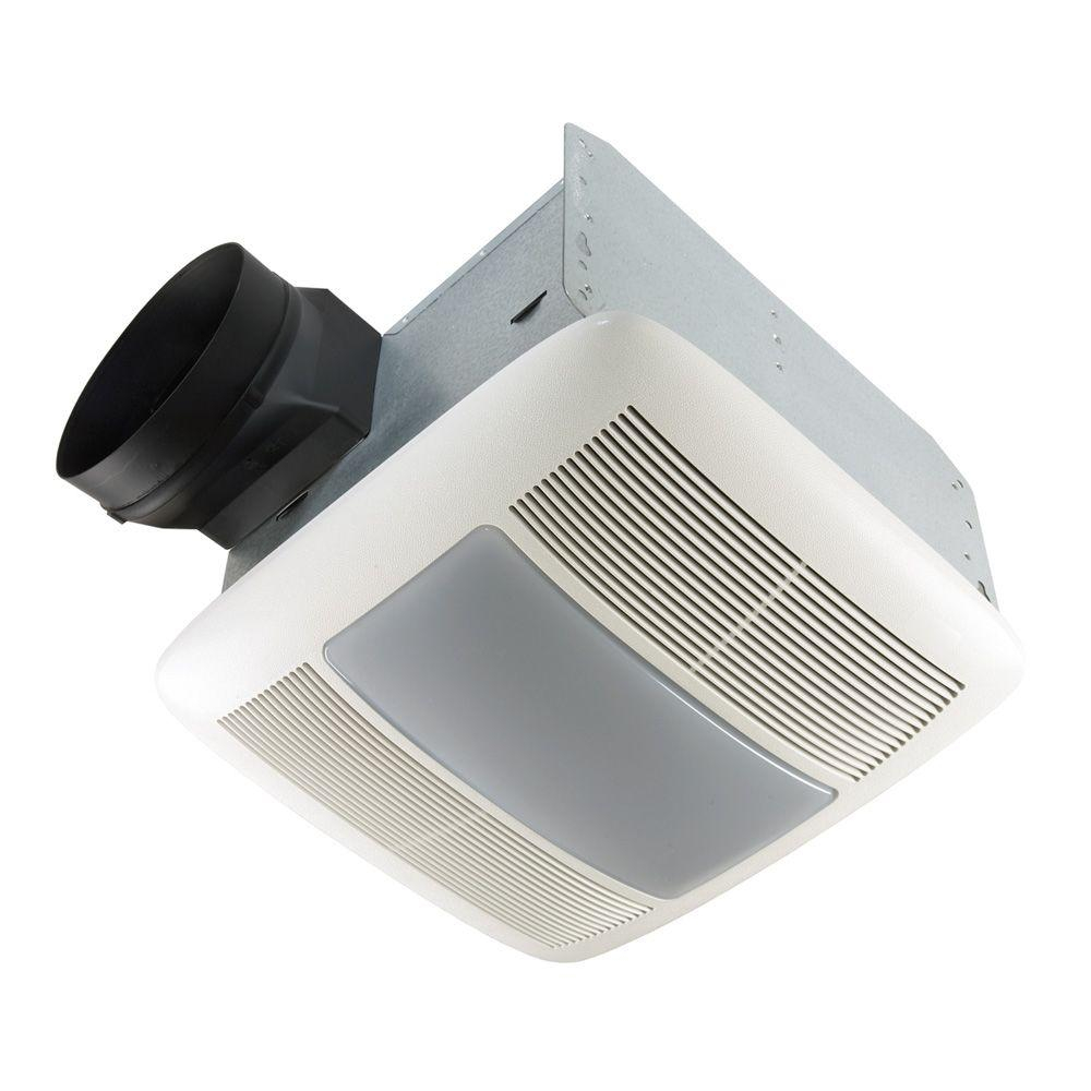 Nutone Qt Series Very Quiet 110 Cfm Ceiling Bathroom Exhaust Fan within measurements 1000 X 1000