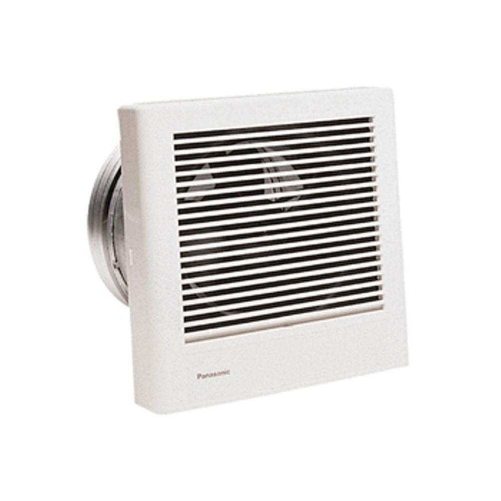 Panasonic Whisperwall 70 Cfm Wall Exhaust Bath Fan Energy Star Fv within size 1000 X 1000