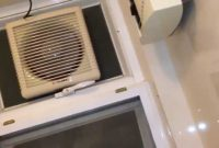 Tcl Electric Window Mounted Exhaustextractor Fan In A Friends for size 1280 X 720