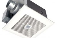 The Quietest Bathroom Exhaust Fans For Your Money throughout size 1164 X 946