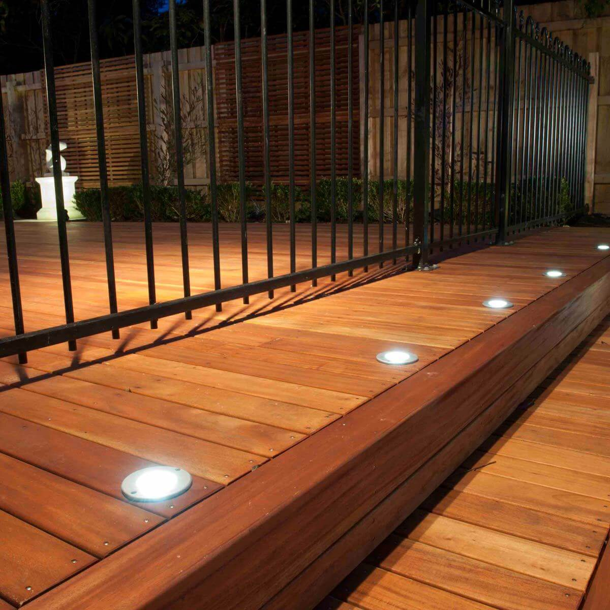 12 Ideas For Lighting Up Your Deck Family Handyman within dimensions 1200 X 1200
