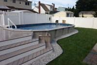 12x24 Pool With Deck Brothers 3 Pools Aboveground Semi Inground inside dimensions 3264 X 2448