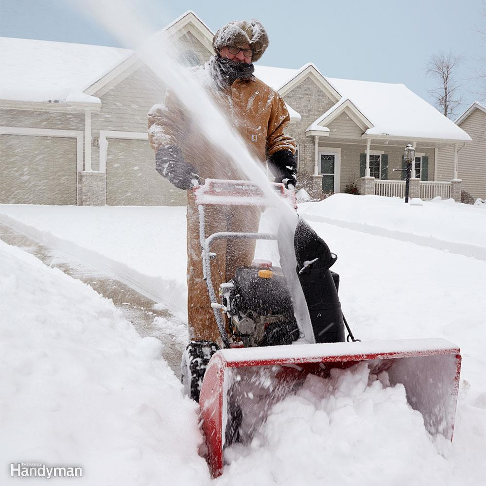 13 Snow Blowing Tips That Make Snow Removal Quick And Easy for proportions 1000 X 1000