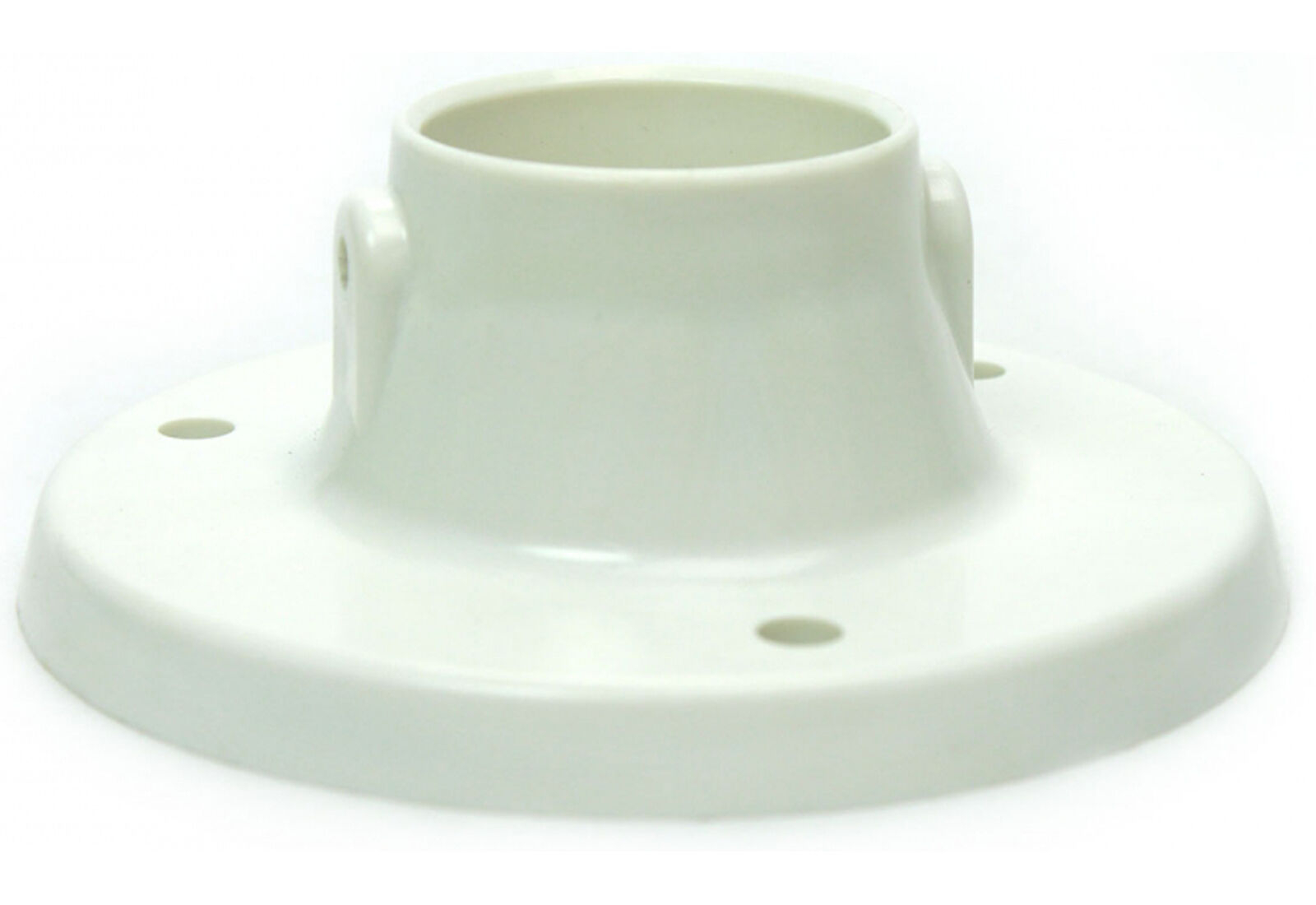2 Pack Plastic Above Ground Deck Flanges To Mount Swimming Pool within sizing 1600 X 1100
