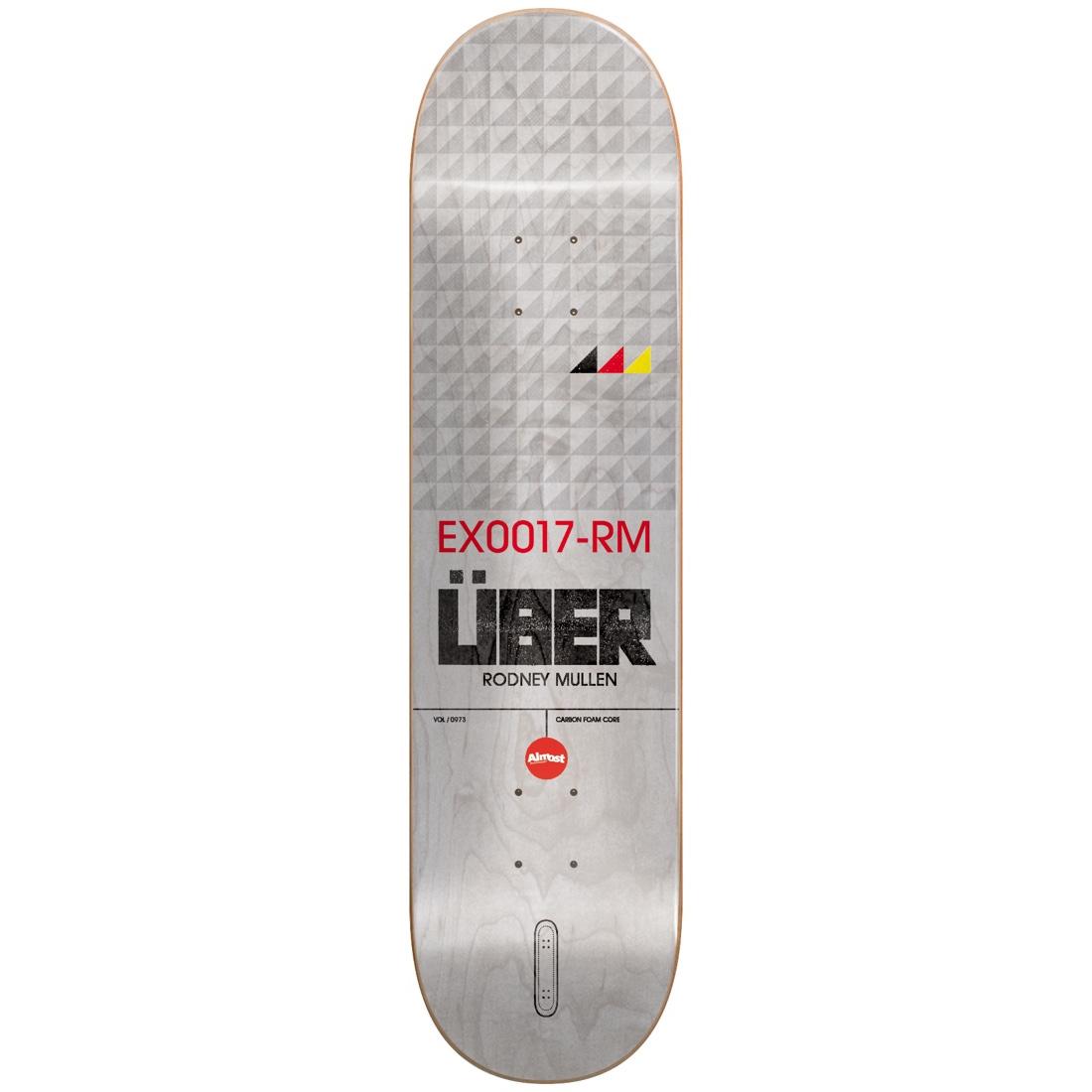 Almost Rodney Mullen Uber Ex17 Uber Light Pro Skateboard Deck 8 with measurements 1100 X 1100