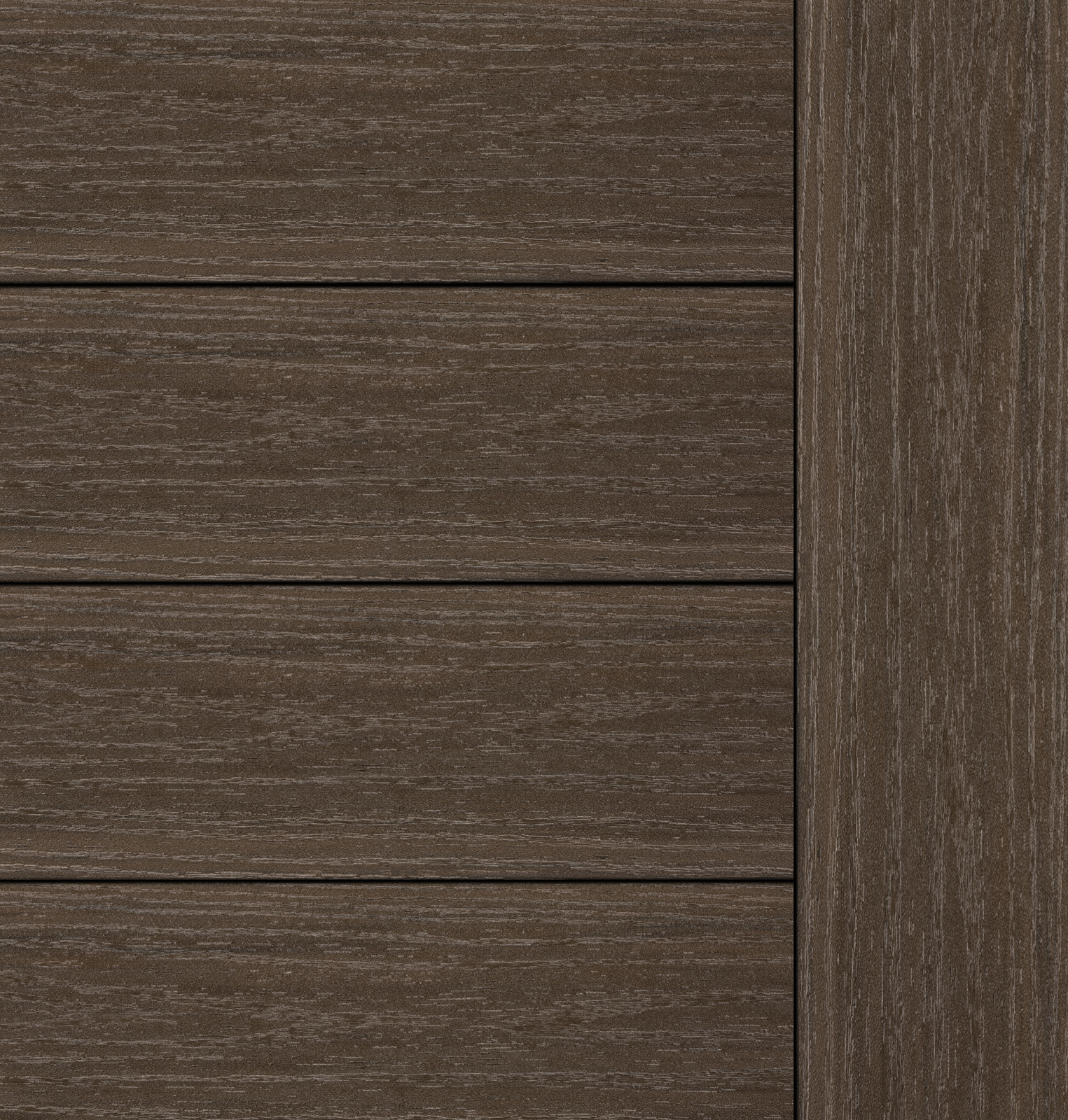 Azek Arbor Collection Brazilian Walnut Grooved 16 Schillings throughout sizing 1525 X 1600