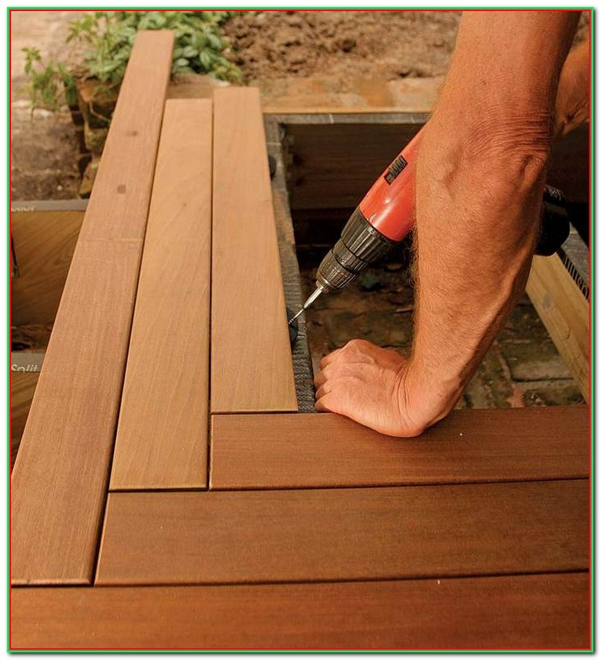 Best Hidden Deck Fasteners For Wood Home Furnishing Plans regarding dimensions 870 X 956