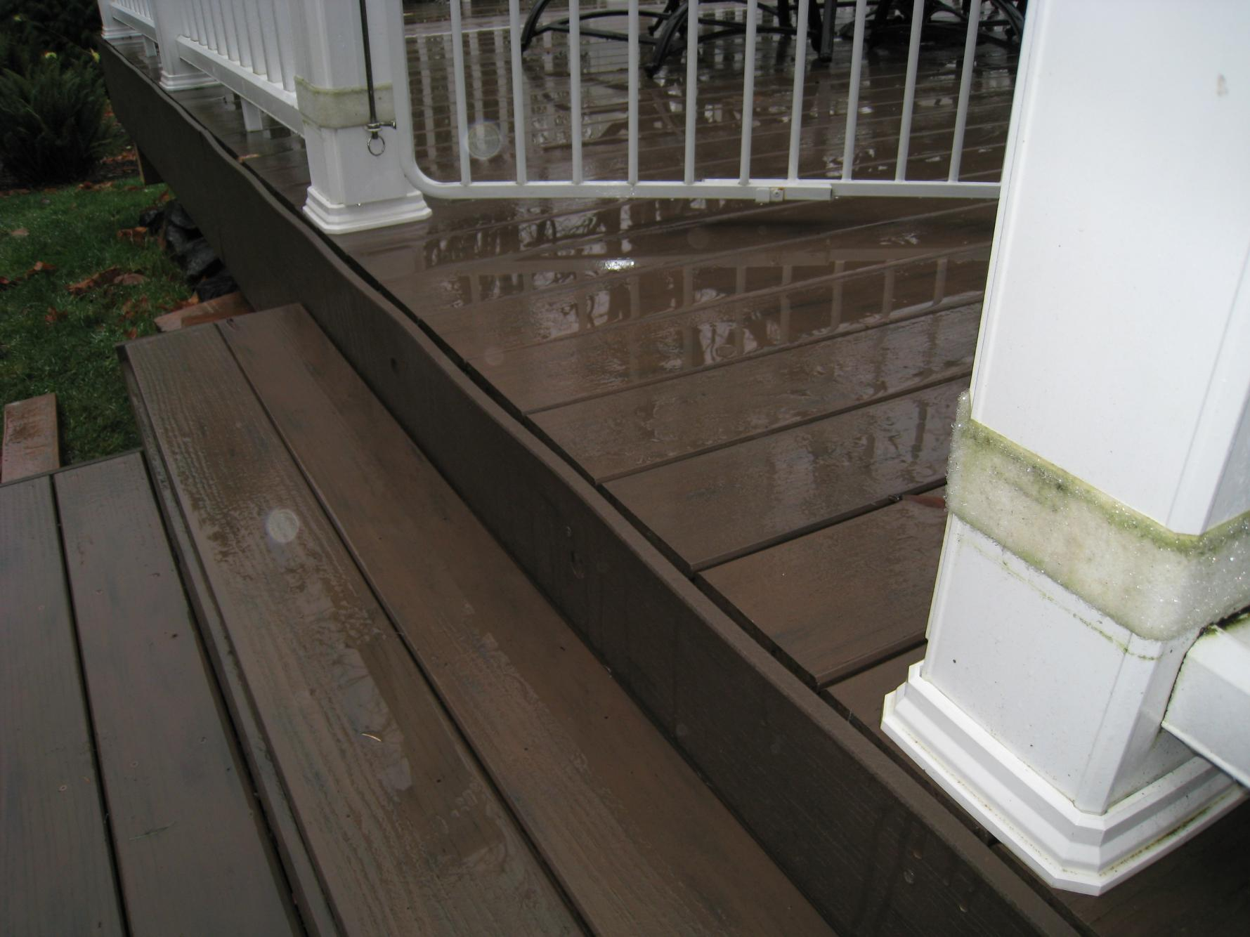 Best Method For Installing Timbertech Earthwood Fascia Decks with size 1779 X 1334