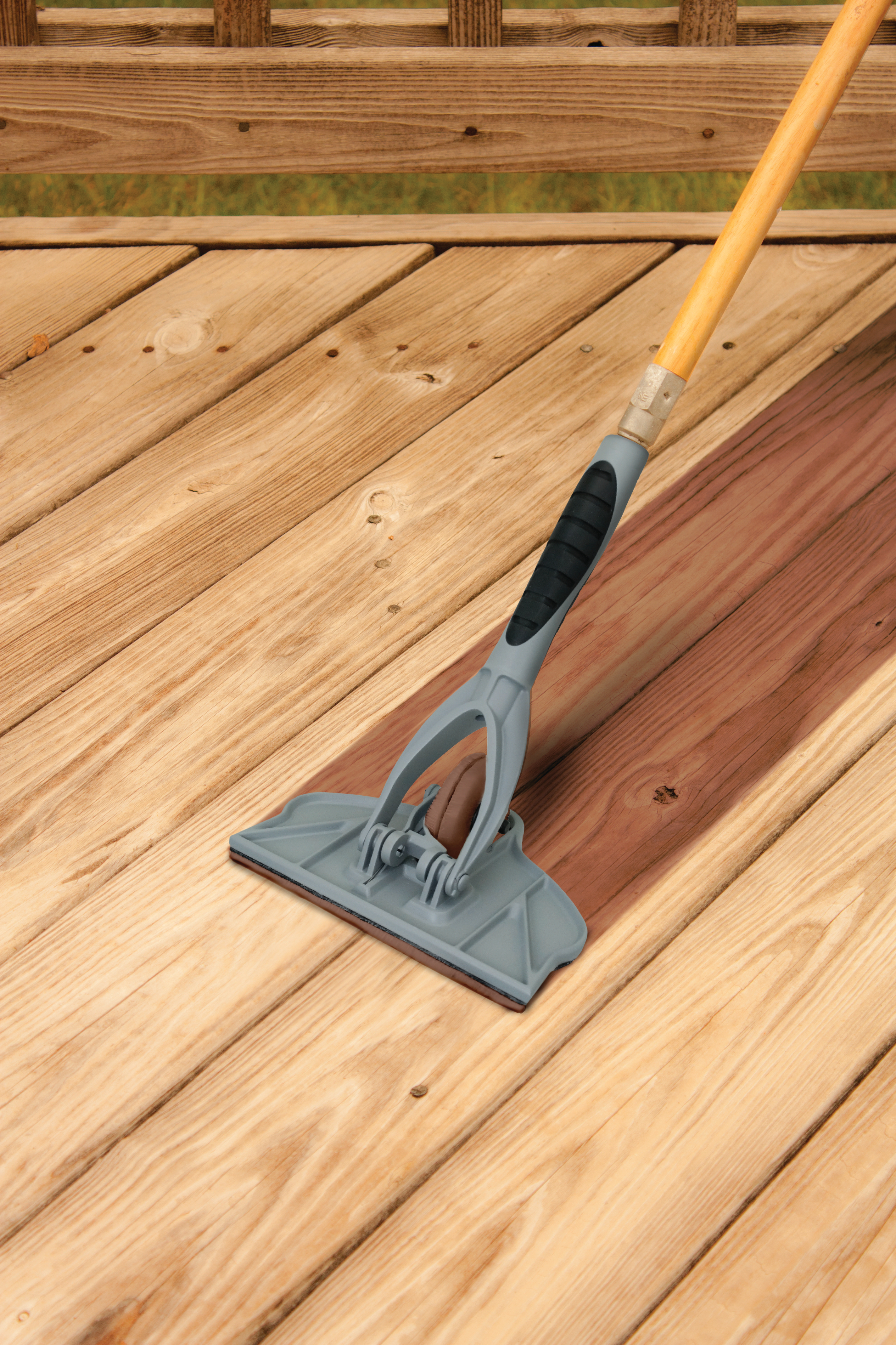 Best Type Of Wood For Deck Best Type Of Roller For Staining Deck pertaining to sizing 2848 X 4272