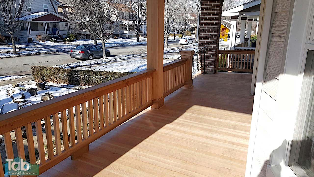 Best Wood To Use For A Deck Cedar Or Pressure Treated Wood Tab inside sizing 1280 X 720