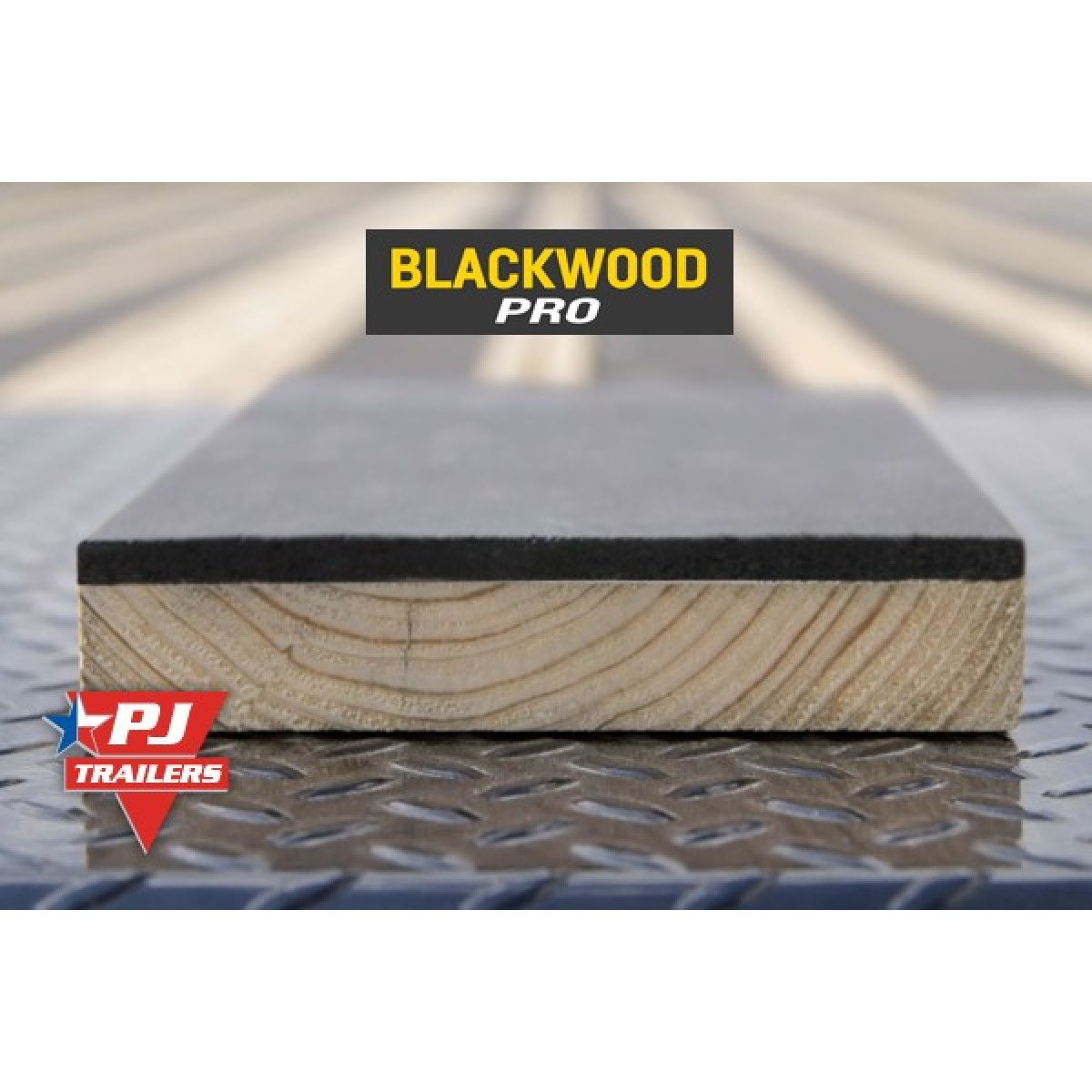 Blackwood Pro 2 X 8 Boards 20ft Long 4pack for proportions 1200 X 1200