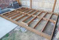 Build A Floating Deck 13 Steps With Pictures with proportions 1024 X 768