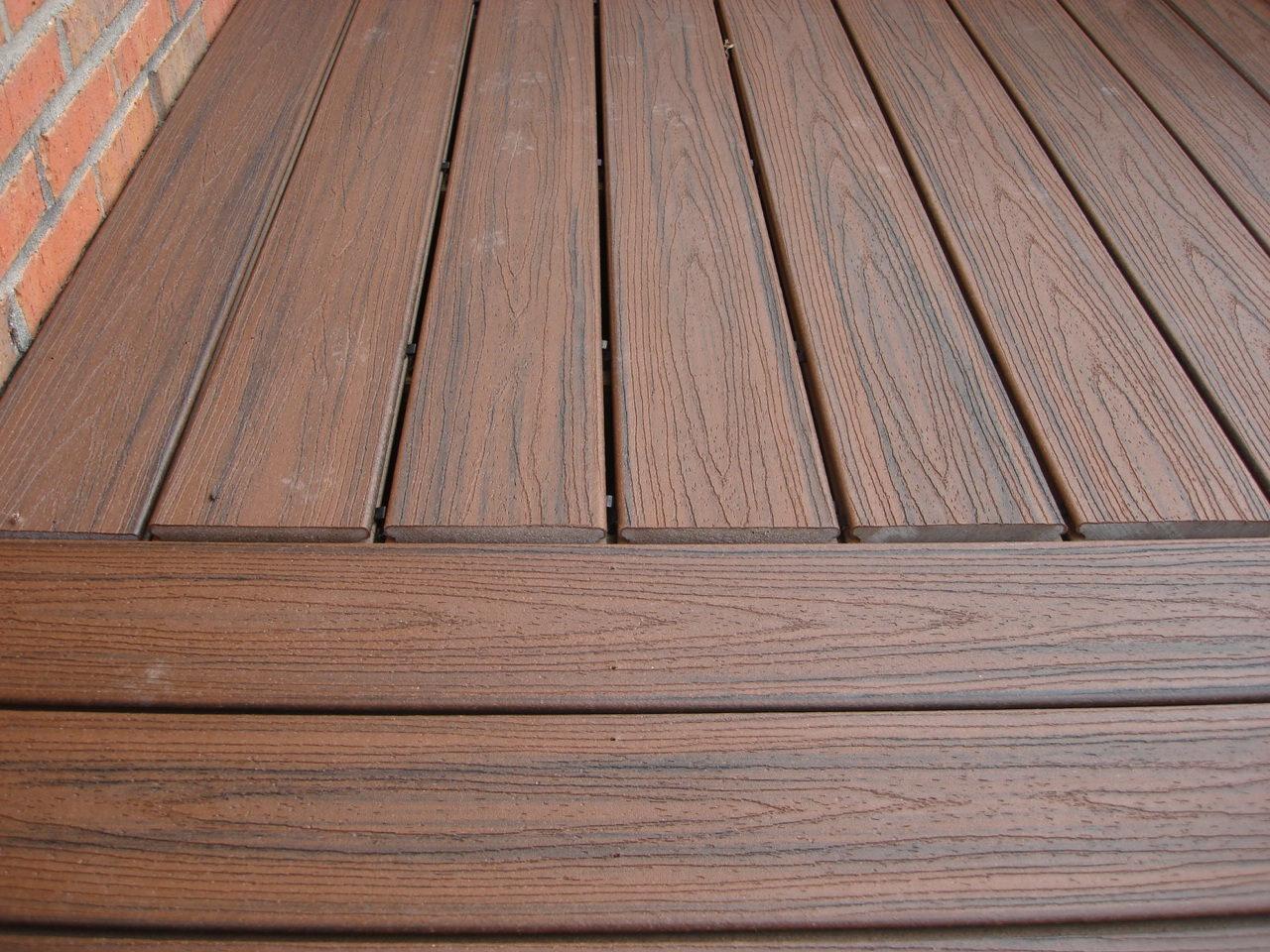 Composite Decking Hidden Fasteners Install Trex Veranda Spacing in proportions 1280 X 960