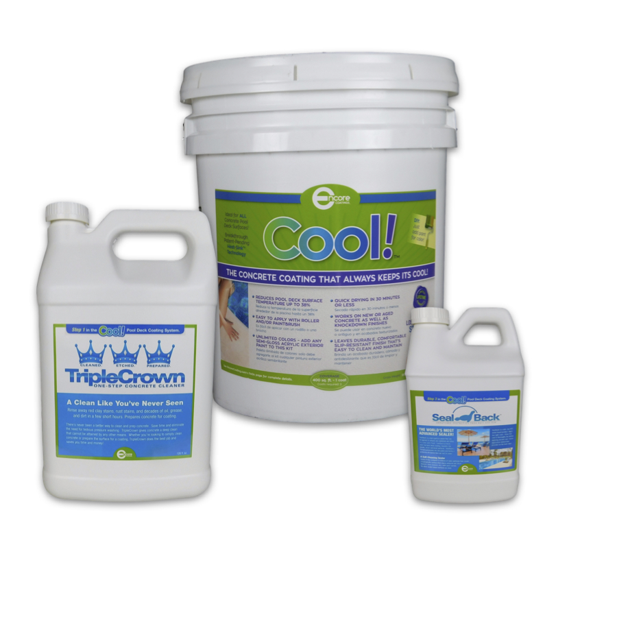 Cool Pool Deck Coating Bundle Concrete Surface Paint Encore for proportions 900 X 900