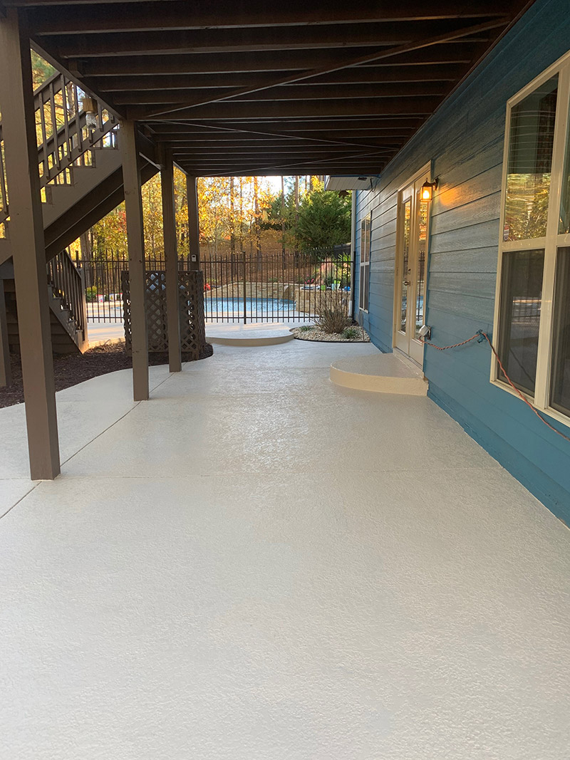 Cool Pool Deck Coating Concrete Surface Paint Encore intended for sizing 800 X 1067