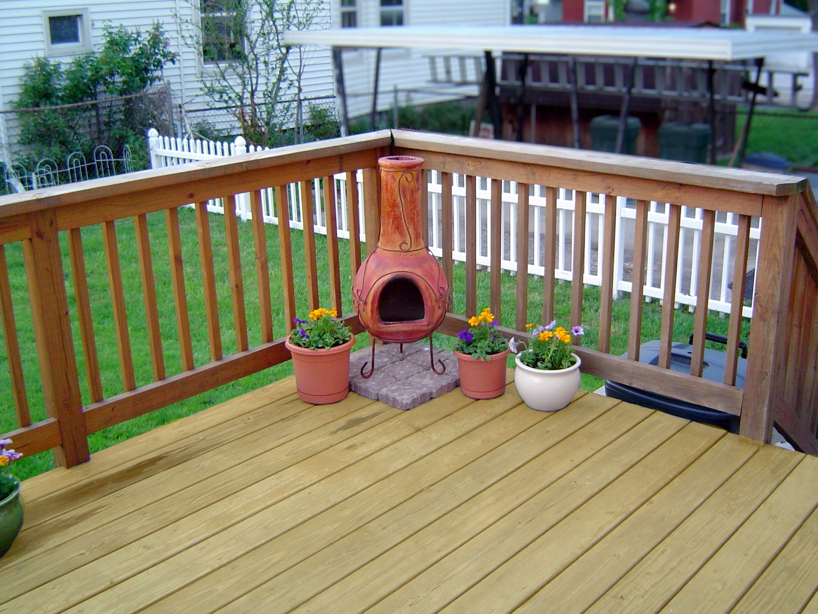 Deck Home Garden Decoration in dimensions 1632 X 1224
