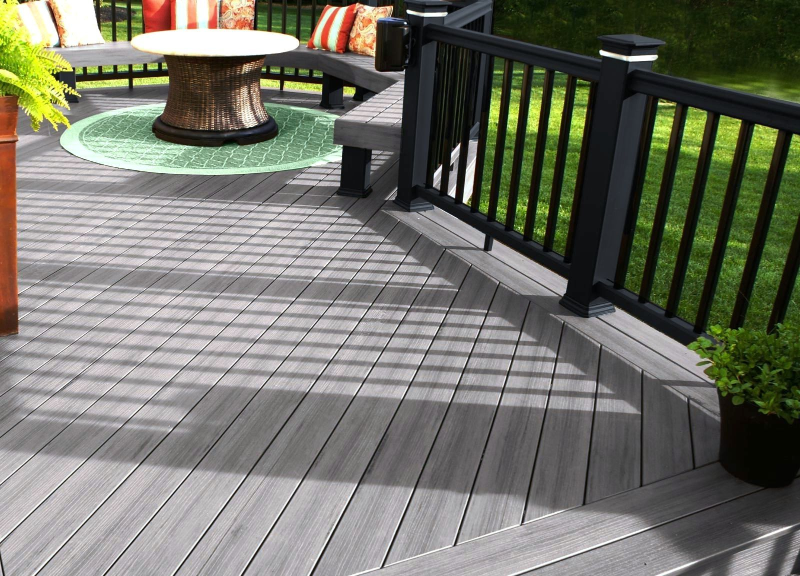 Deck Railing Color Ideas Google Search Outdoor Living In 2019 with dimensions 1600 X 1153