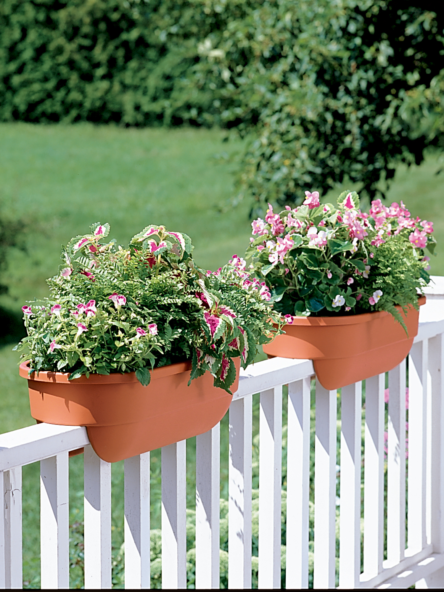 Deck Railing Planter Boxes Gardeners Supply with size 1500 X 2000