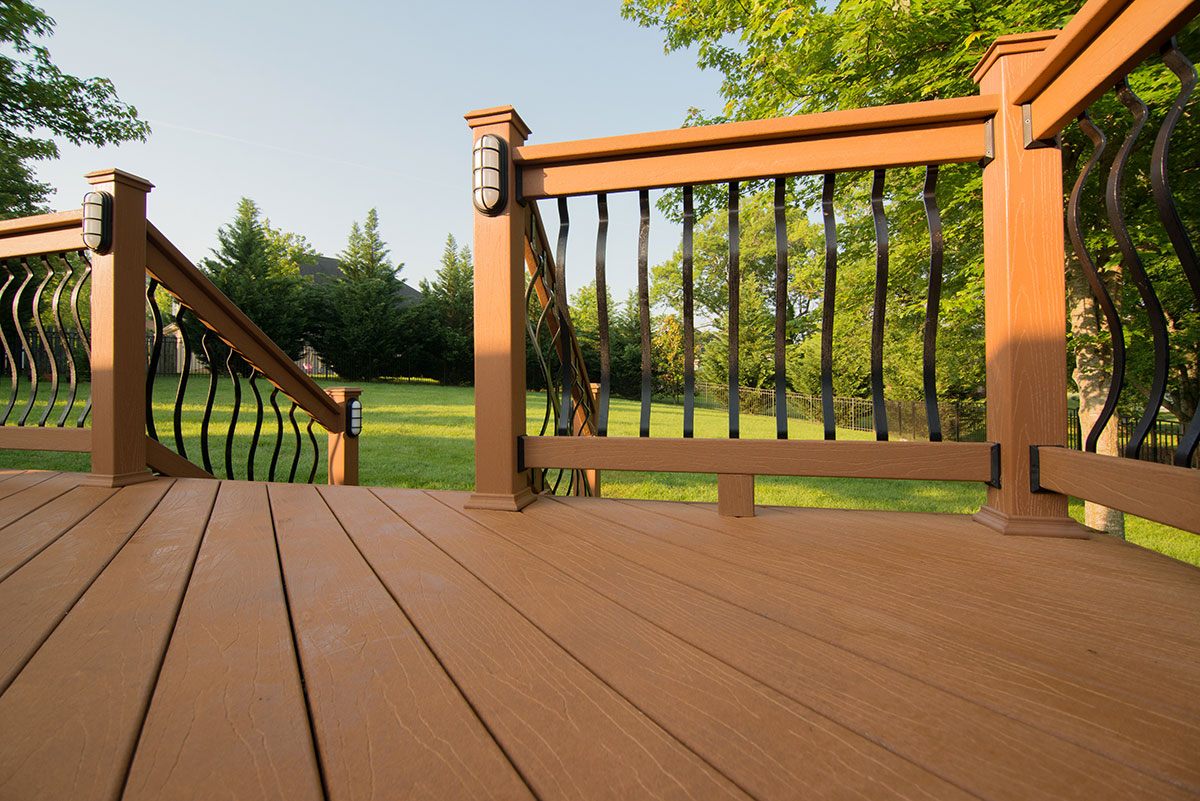 Deck Read All Pvc Decking Reviews To Avoid Many Problems in measurements 1200 X 801