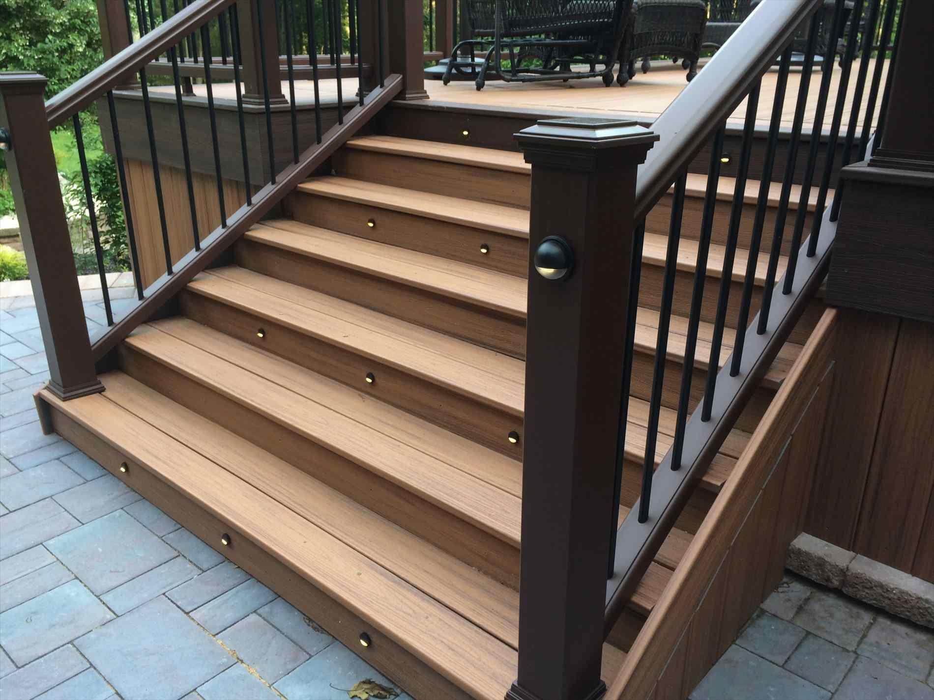 Deck Stair Stringer Spacing And Trex Decking Stair Stringer Spacing regarding sizing 1900 X 1425