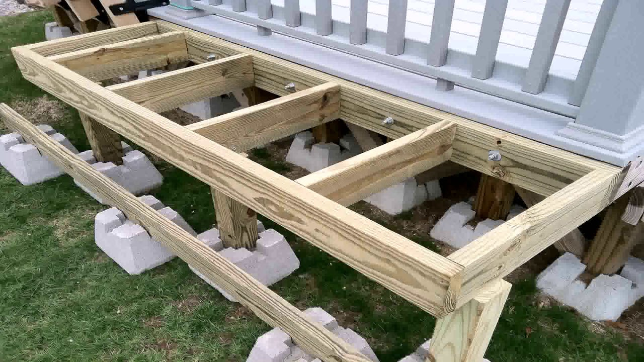 Deck Support For Hot Tub Mycoffeepot in size 1280 X 720