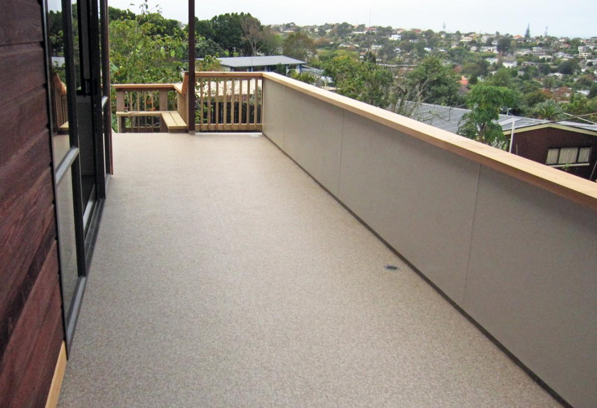 Deck Waterproofing with size 1200 X 821