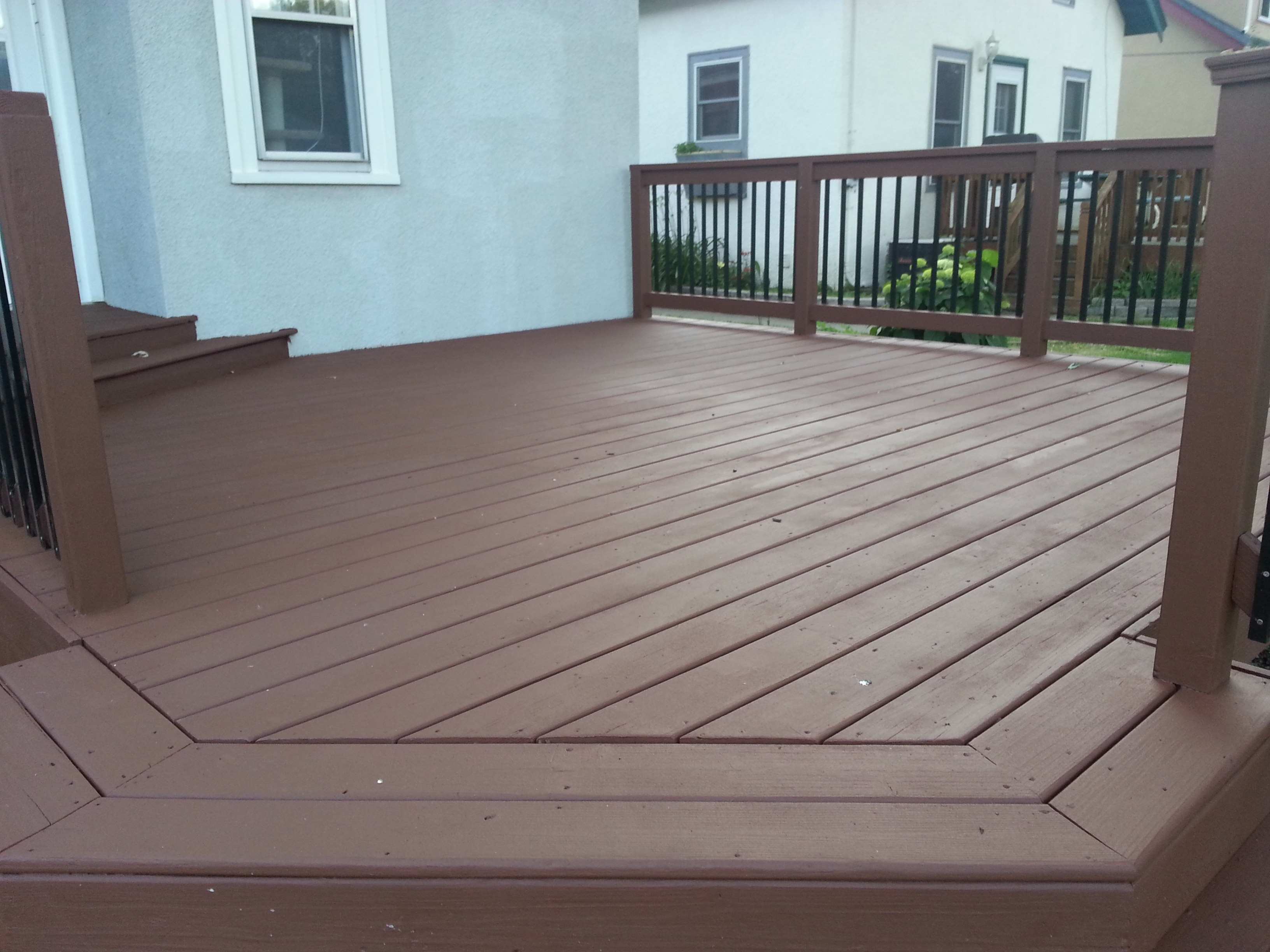 Decking Behr Deck Cleaner Behr Stain Behr Deckover Colors inside measurements 3264 X 2448