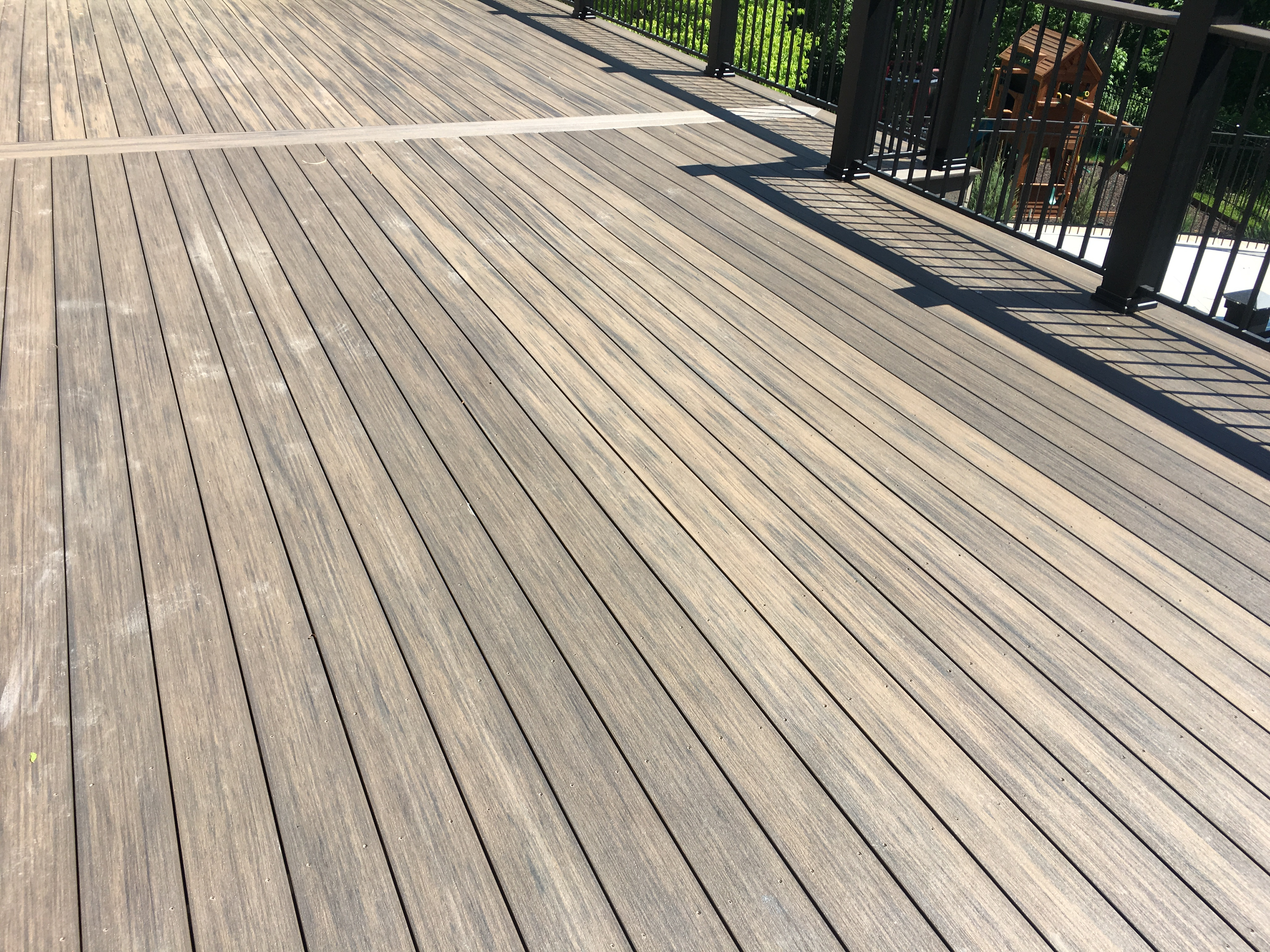 Deckorators Composite Deck Pictures Built All Weather Decks in sizing 4032 X 3024