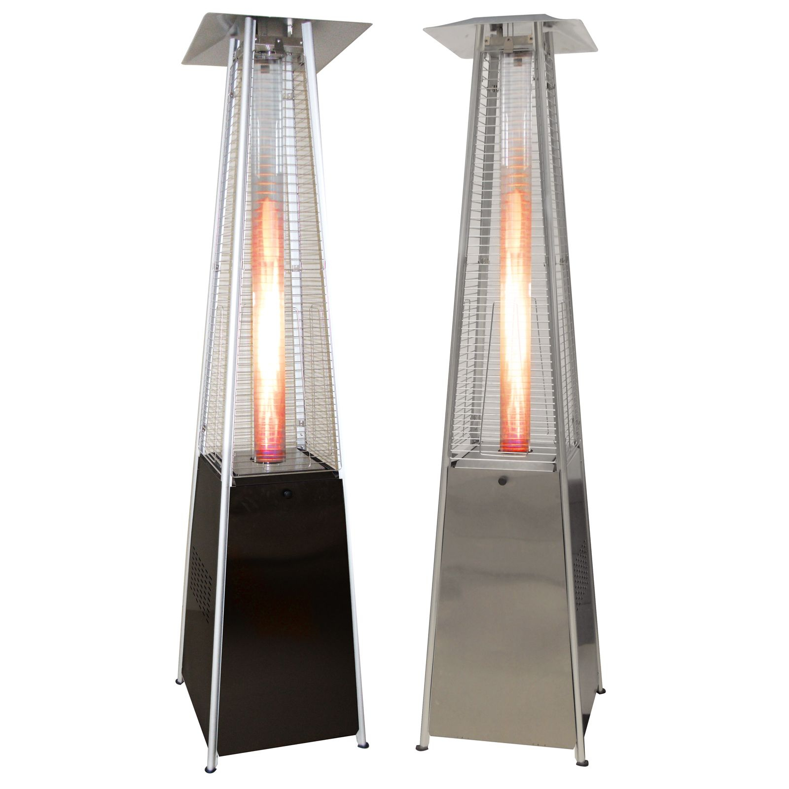 Details About Pyramid Flame Patio Heater Garden Outdoor Propane Heat with regard to measurements 1600 X 1600