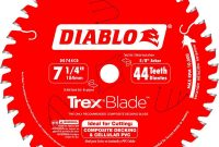 Diablo 7 14 In X 44 Tooth Trexcomposite Material Cutting Saw within dimensions 1000 X 1000