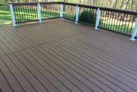 Did The Deck Today And Love The Double Shade Deck Paint Colors Behr inside size 3264 X 2448
