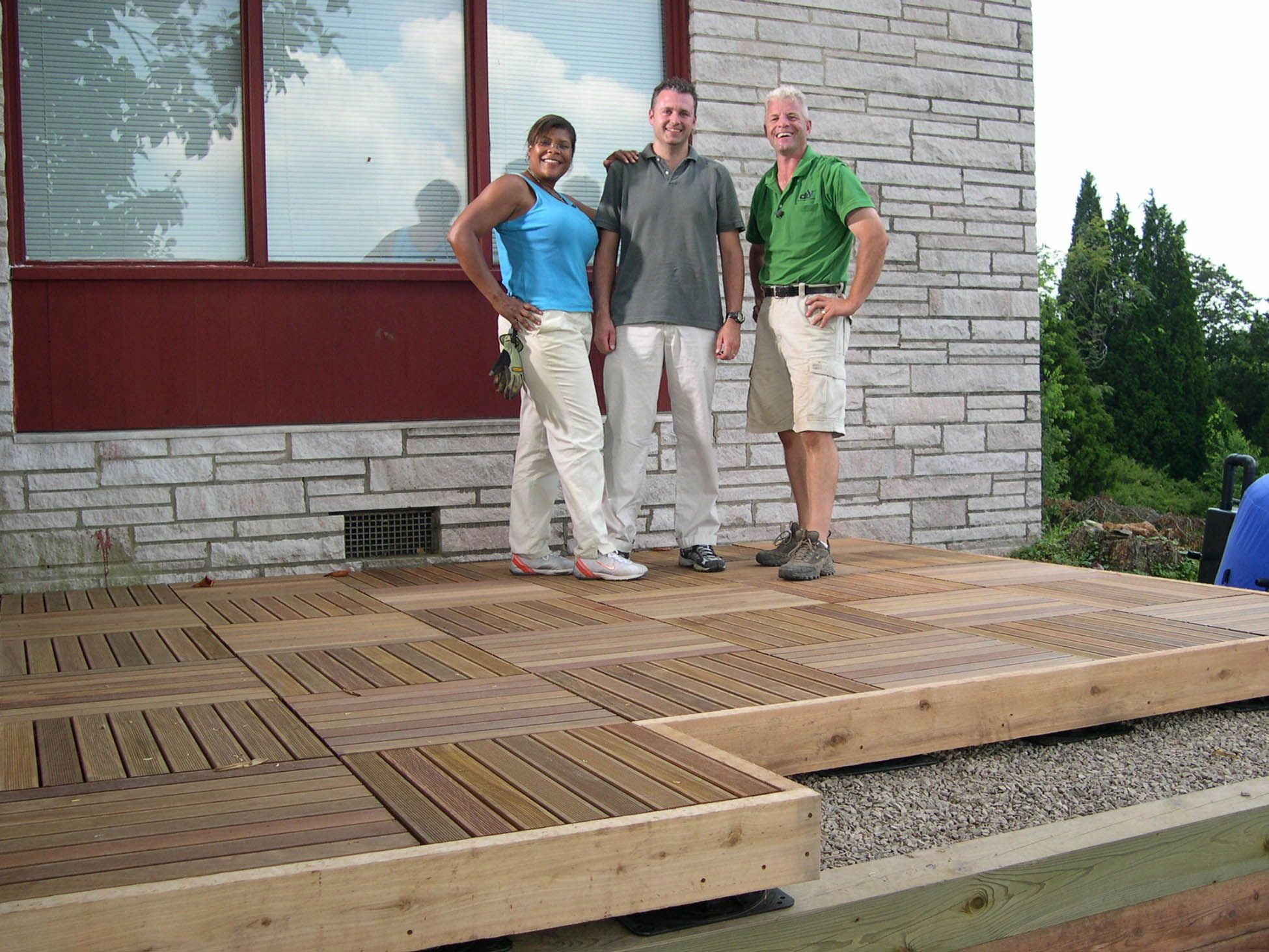 Diy Network Patio Deck Supports Pedestal System Roofdeck Ideas with proportions 1950 X 1463